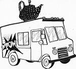 Pow Mobile Van, NCECA, March 25-28, 2015